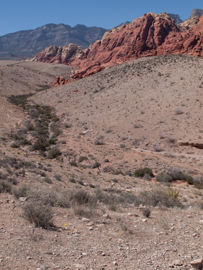 Red Rock Canyon Loop 1 - 05.03.2012 - 17.49.19