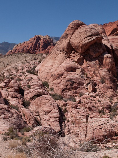 Red Rock Canyon Loop 1 - 05.03.2012 - 17.51.29