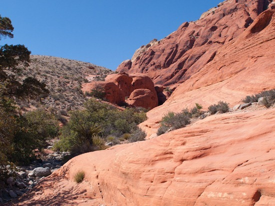 Red Rock Canyon Loop 1 - 05.03.2012 - 18.16.46