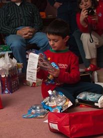 Lenny, Gary and Dakota - Christmas - 12.25.2009 - 13.01.19