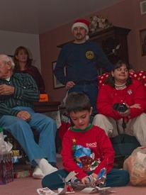 Lenny, Gary and Dakota - Christmas - 12.25.2009 - 13.04.54
