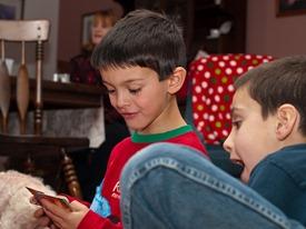 Lenny, Gary and Dakota - Christmas - 12.25.2009 - 13.20.18