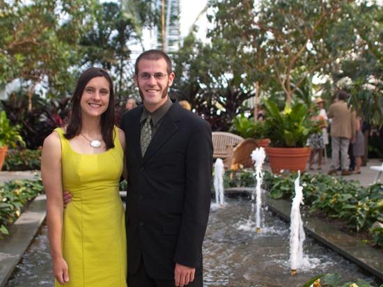 Allison and I at wedding - 05.01.2010 - 15.48.49
