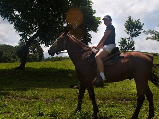 Areli on a horse - 06.30.2010 - 09.58.43