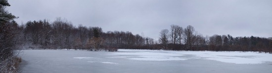 Tinker's Creek State Nature Preserve - Last Snow - Panorama - 03.06.2011 - 14.01.42-1
