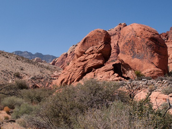 Red Rock Canyon Loop 1 - 05.03.2012 - 18.09.43